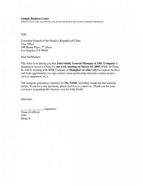 Business Letter Format Scholastic sle business letter of request