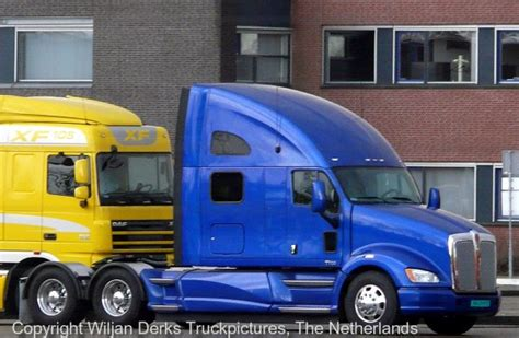 new kenworth t700 for kenworth t700 and new daf xf 2013 at paccar daf trucks