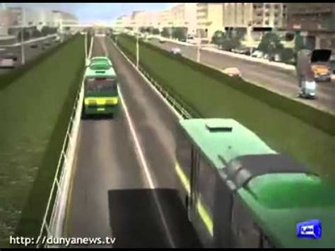 by way of the green line bus youtube green line bus in karachi youtube