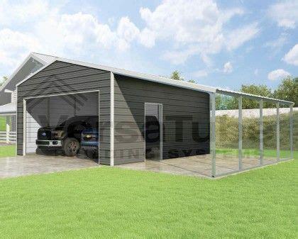 garage  building building kits metal buildings shed