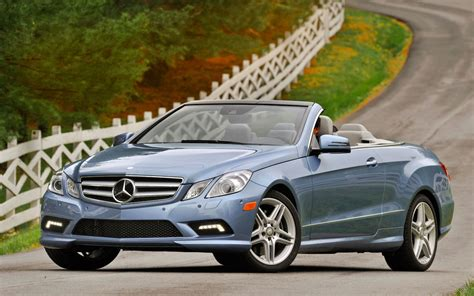 mercedes convertible 2011 mercedes benz e class cabriolet photo gallery motor