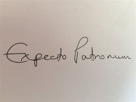 expecto patronum tattoo j k rowling expecto patronum popsugar