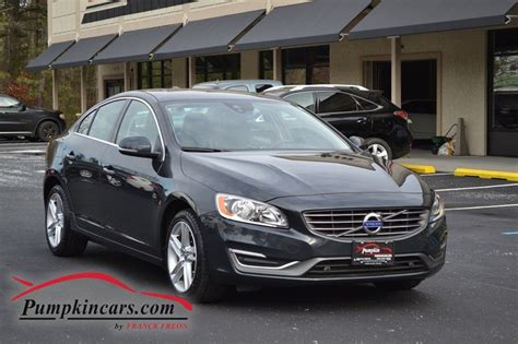 volvo s60 t5 premier 2014 volvo s60 t5 premier plus in new jersey nj stock