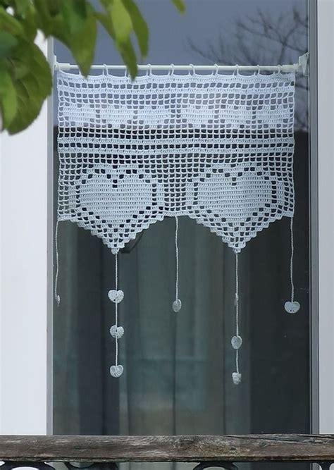 Rideau Crochet Patron by 28 Patron Crochet Tutoriel De Rideaux Brise Bise Au