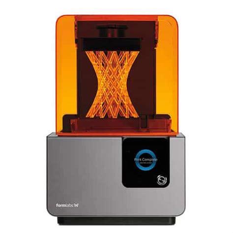 Printer Foto 3d buy form 2 sla 3d printer in india think3d