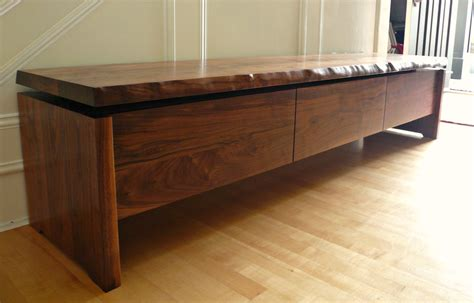 wood bench storage long bench with storage homesfeed
