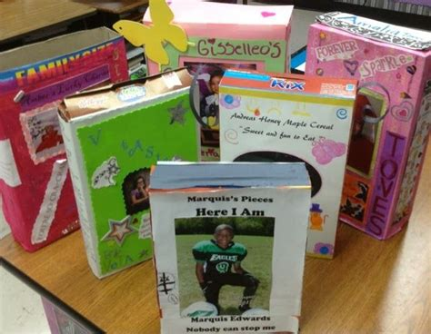 biography ideas for 4th graders 10 images about cereal box ideas on pinterest research