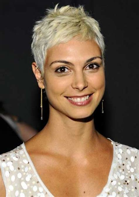 platinum blonde hairstyles on african american women over 50 35 short hair color ideas short hairstyles 2017 2018
