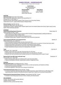 biology resume template sle biology major resume