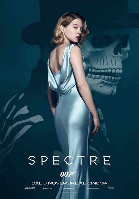 lea seydoux netflix lea seydoux in spectre character poster esclusivo 412570