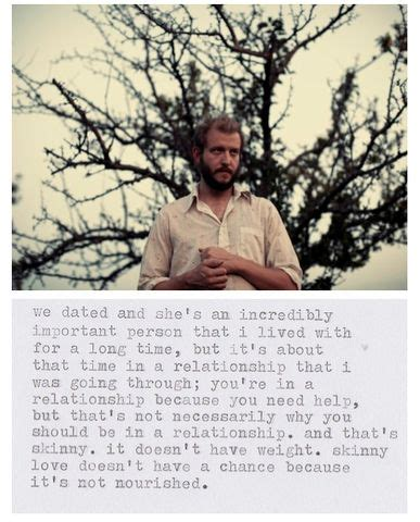 meaning  skinny love awesome word  ur mother skinny love bon iver  lyrics