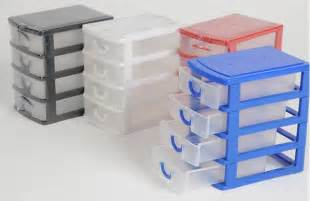 plastic storage boxes with drawers mini 4 drawer plastic storage box jewellery craft