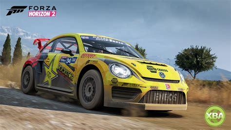 Forza Horizon 2 Rally Autos forza horizon 2 s rockstar energy car pack includes