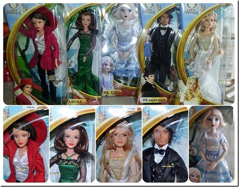 china doll oz the great and powerful oz the great and powerful dolls from tollytots