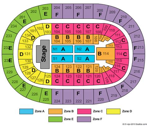 bryce center detailed seating chart cheap bryce center tickets