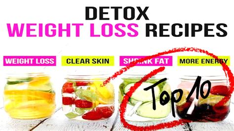 What Is The Best Detox For Losing Weight by Top 10 Detox Water Recipes For Weight Loss Infused Water