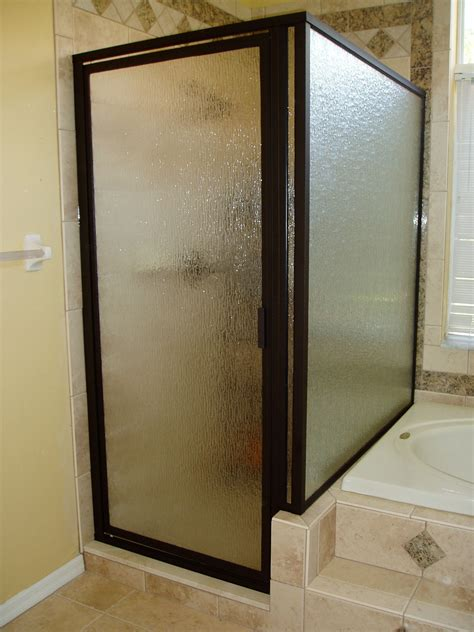Raindrop Glass Shower Door with Raindrop Glass Shower Door Shower Door Glass Types And Styles Remodeling Kitchens And