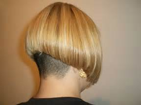 nape of neck haircuts bob hairstyles stacked at the nape of the neck short