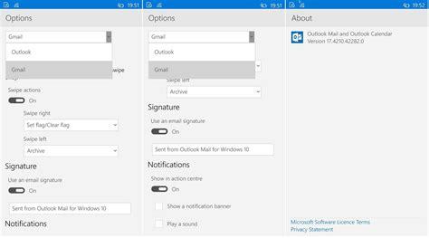 calendar mobile setup microsoft updates outlook mail and calendar apps for