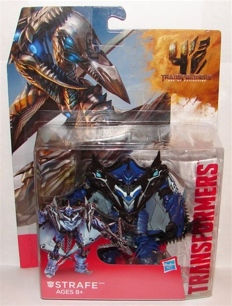 Transformers Dinobots Taikongzhans Strafe 639 review transformers age of extinction deluxe dinobot strafe lmb3 net