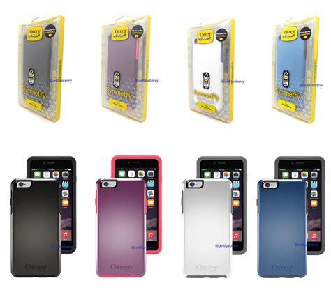 new otterbox symmetry series for apple iphone 6 plus or iphone 6s plus ebay