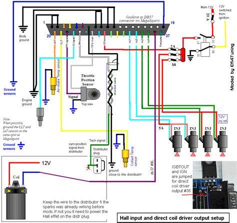 megasquirt 2 wiring diagram megasquirt 2 wiring vwvortex for diagram gallery wonderful