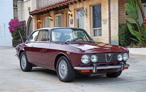 Alfa Romeo 2000 Gtv For Sale by 1973 Alfa Romeo Gtv 2000 Gtv Gt Veloce For Sale