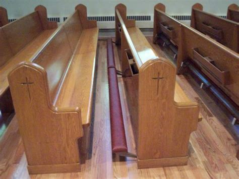kneeling bench in church are you too proud to kneel during the celebration of the
