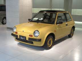Nissan Be File Nissan Be 1 Jpg Wikimedia Commons