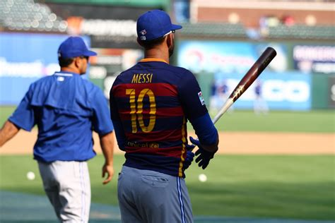 Jersey Baseball Barcelona jose bautista traded the shirt his back for a fan s