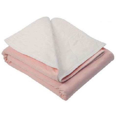 medical bed pads becks reusable waterproof bed pads birdseye ibex bv7118