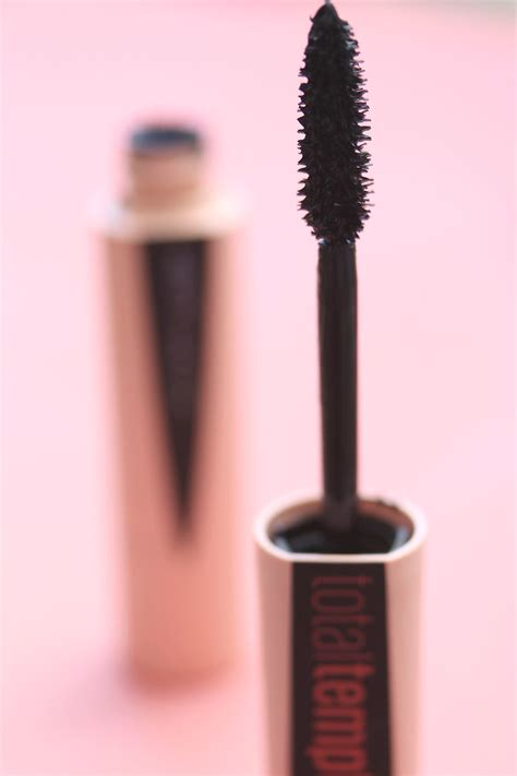 Mascara Maybelline Total Temptation Maybelline Total Temptation Mascara Is Totally Ok Makeup