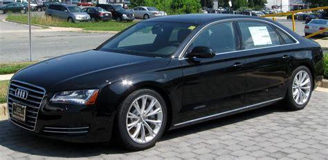 File:2011 Audi A8 -- 07-07-2011 2.jpg - Wikimedia Commons