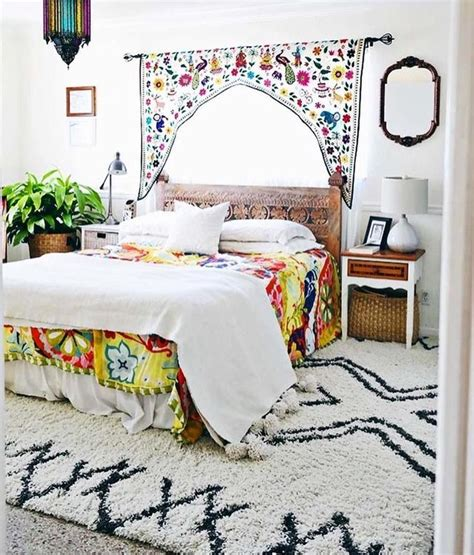 cool bedroom rugs we re loving this cool colorful bedroom including the