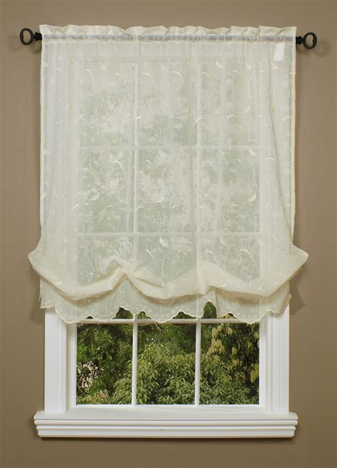 Balloon Curtains Commonwealth Hathaway Balloon Curtain 2 Colors