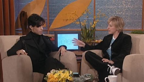 kiss prince tutorial ellen remembers prince with video of kiss performance on