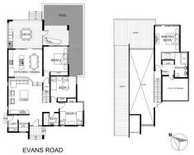 Beach Home Floor Plans Queensland Resort Facilities Bramston Beach House