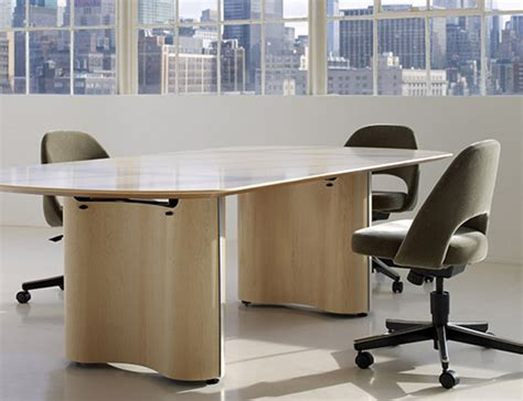 Knoll Propeller Conference Table Knoll Propeller Conference Table 8671 1267212700 1 Jpg Emanuela Frattini For Knoll Large Oak