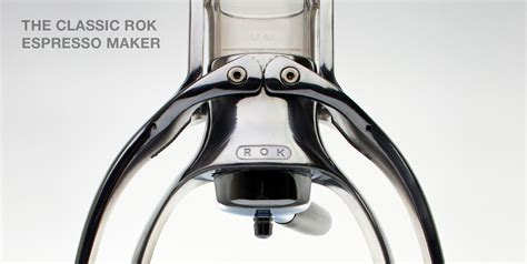 Rok Presso Coffee Maker rok espresso maker the coolector