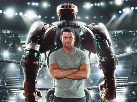 robot film wallpaper download wallpaper live steel film movie robot free