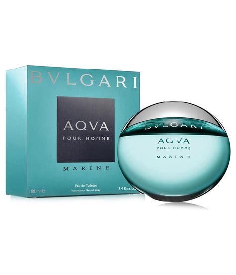 Beli 1 Gratis 1 Parfum Bvlgari Aqva Parfume Bulgari Aqua Import bvlgari aqva marine 100 ml edt buy at best prices in india snapdeal