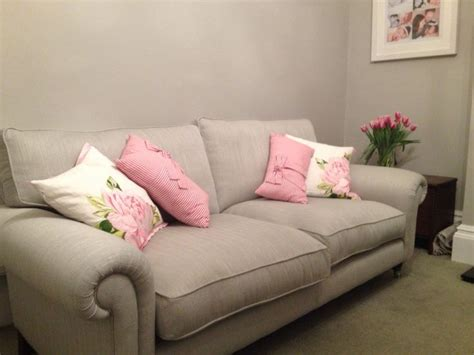 My Sitting Room Edwin Grey Sofa From Laura Ashley Walls