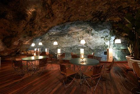 hotel ristorante grotta palazzese restaurant built inside an italian cave let s you dine