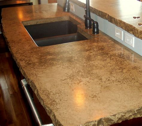Concrete Countertop Mix Design by Concrete Countertops Design And Concrete Restoration