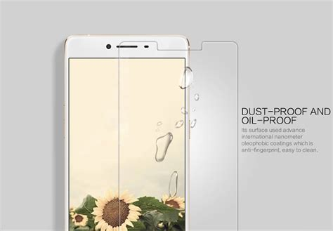 Tempered Glass Anti Gores Kaca Oppo R7s nillkin amazing h pro tempered glass screen protector for oppo r7s oppo r7st
