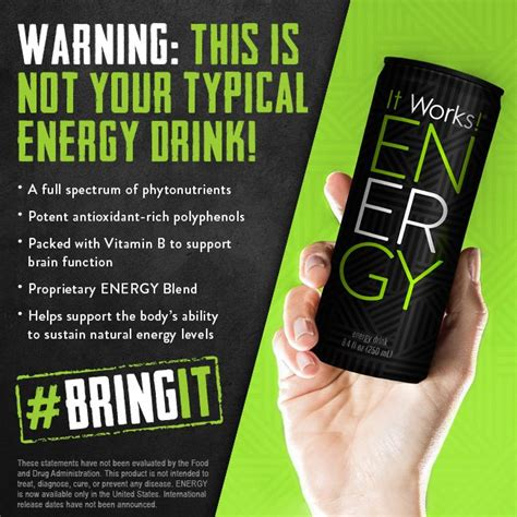 energy drink that works healthy energy drinks whaaaaat this is the future
