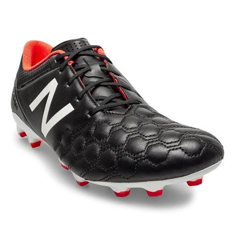 new balance visaro pro leather fg mens football boots
