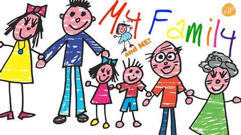 family song  family elf learning youtube