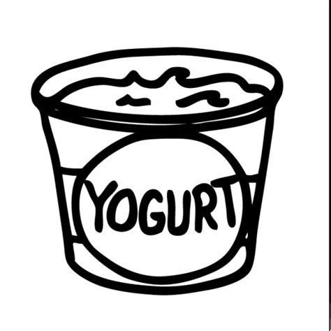 clipart yogurt yogurt clipart clipart suggest