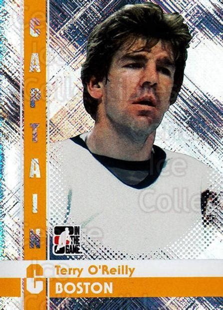 O Reilly Gift Card - center ice collectibles terry o reilly hockey cards